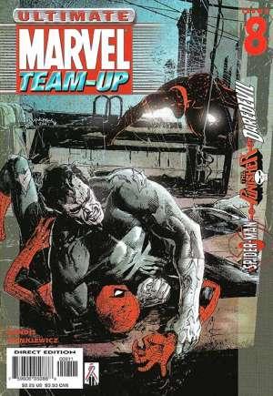 Ultimate Marvel Team-Up (2001-2002)#8