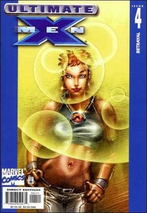 Ultimate X-Men (2001-2009)#4