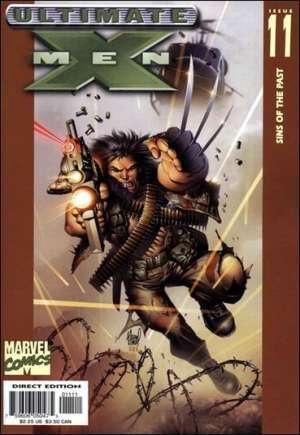 Ultimate X-Men (2001-2009)#11