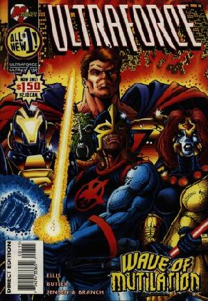 Ultraforce (1995-1996) #1A