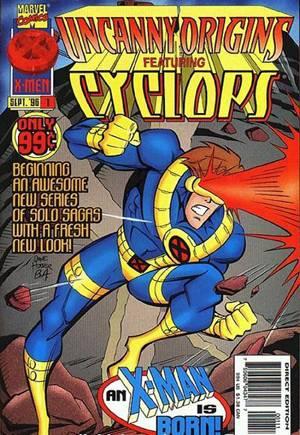 Uncanny Origins (1996-1997)#1A