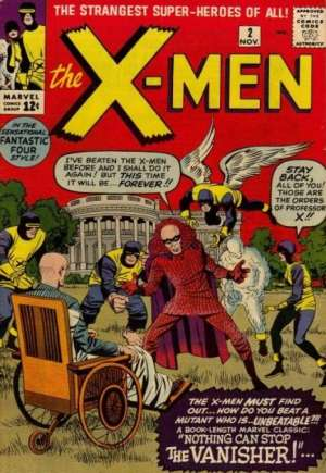 Uncanny X-Men (1963-2011)#2A
