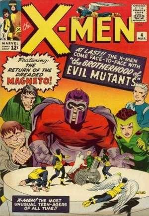 Uncanny X-Men (1963-2011)#4A