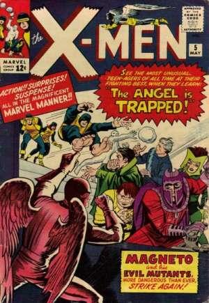 Uncanny X-Men (1963-2011)#5A
