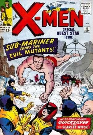 Uncanny X-Men (1963-2011)#6A