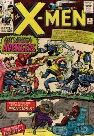 Uncanny X-Men (1963-2011)#9