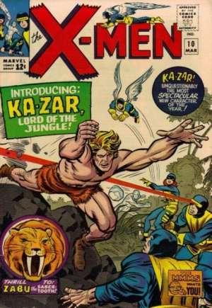 Uncanny X-Men (1963-2011)#10