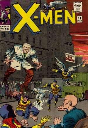 Uncanny X-Men (1963-2011)#11