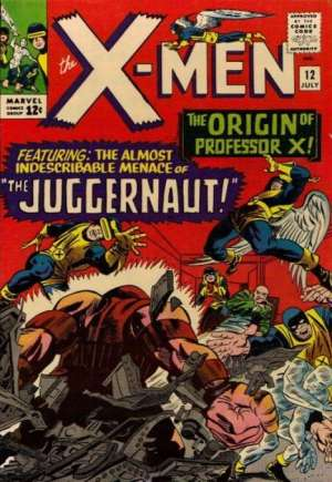 Uncanny X-Men (1963-2011)#12