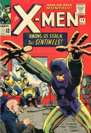 Uncanny X-Men (1963-2011)#14A