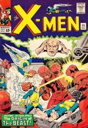 Uncanny X-Men (1963-2011)#15A