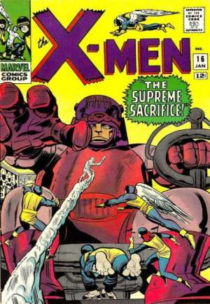 Uncanny X-Men (1963-2011)#16A