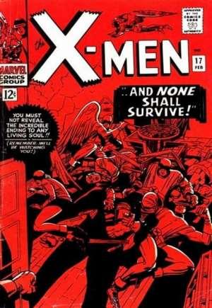 Uncanny X-Men (1963-2011)#17A