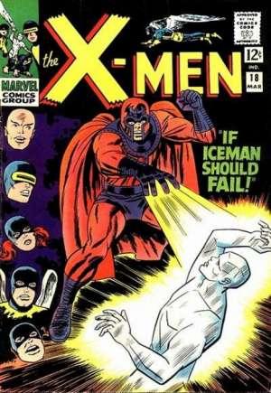 Uncanny X-Men (1963-2011)#18A
