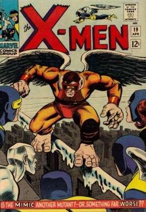 Uncanny X-Men (1963-2011)#19A