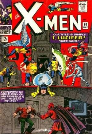 Uncanny X-Men (1963-2011)#20A