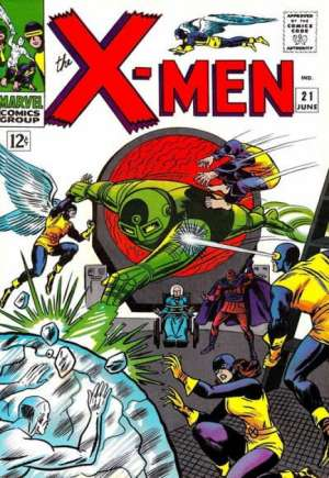 Uncanny X-Men (1963-2011)#21A