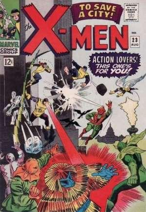 Uncanny X-Men (1963-2011)#23A