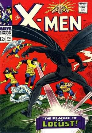 Uncanny X-Men (1963-2011)#24A