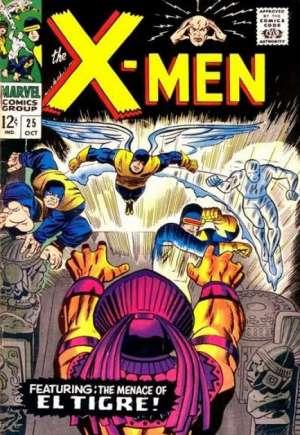 Uncanny X-Men (1963-2011)#25