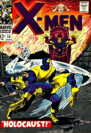 Uncanny X-Men (1963-2011)#26