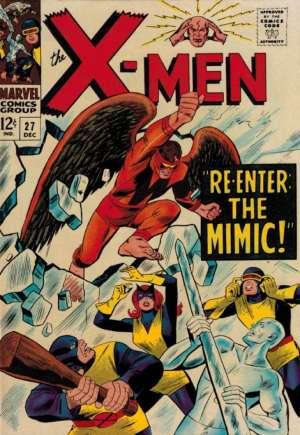 Uncanny X-Men (1963-2011)#27A
