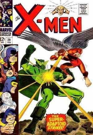 Uncanny X-Men (1963-2011)#29A