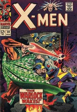 Uncanny X-Men (1963-2011)#30A