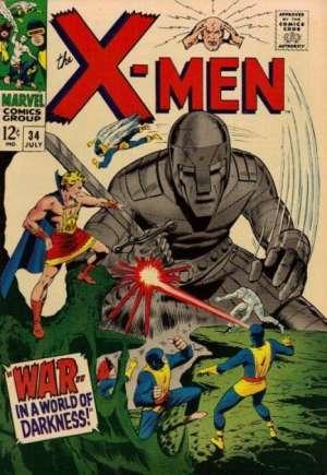 Uncanny X-Men (1963-2011)#34A