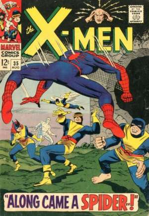 Uncanny X-Men (1963-2011)#35A