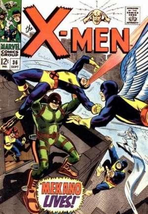 Uncanny X-Men (1963-2011)#36A