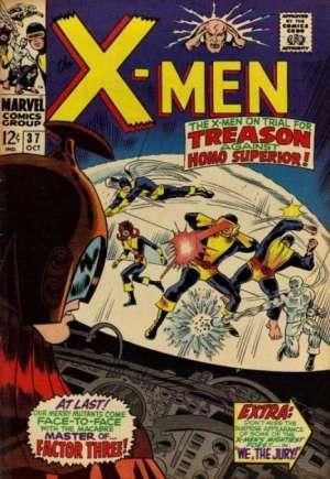 Uncanny X-Men (1963-2011)#37A