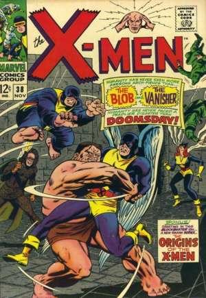 Uncanny X-Men (1963-2011)#38