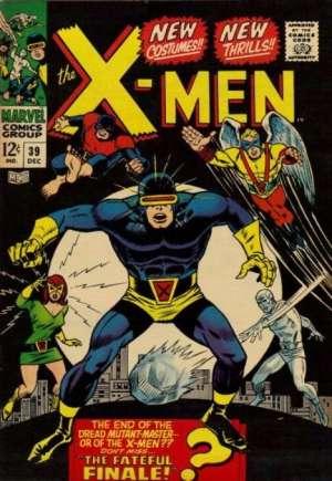 Uncanny X-Men (1963-2011)#39