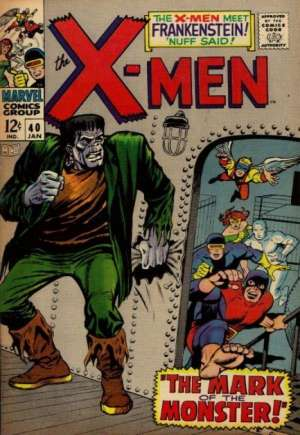 Uncanny X-Men (1963-2011)#40
