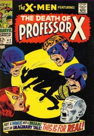 Uncanny X-Men (1963-2011)#42