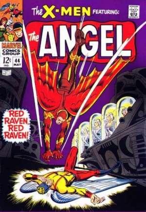 Uncanny X-Men (1963-2011)#44