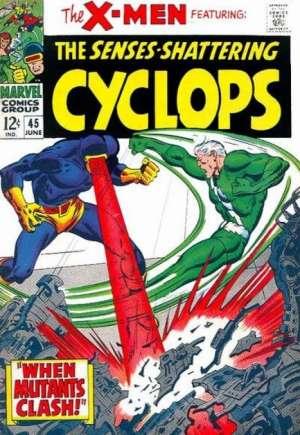 Uncanny X-Men (1963-2011)#45