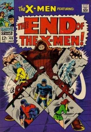 Uncanny X-Men (1963-2011)#46