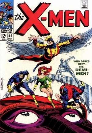 Uncanny X-Men (1963-2011)#49