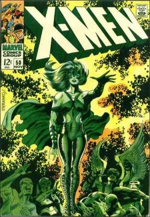 Uncanny X-Men (1963-2011)#50