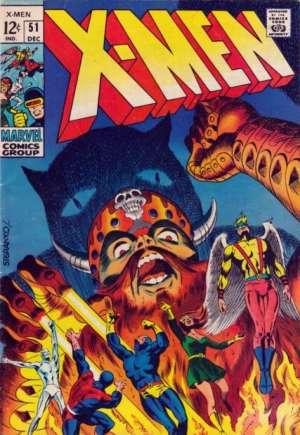 Uncanny X-Men (1963-2011)#51