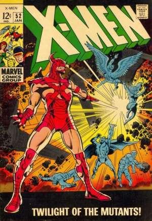 Uncanny X-Men (1963-2011)#52