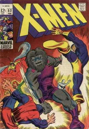 Uncanny X-Men (1963-2011)#53