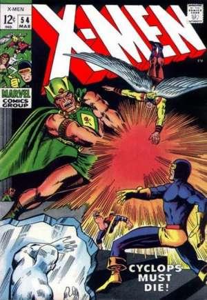 Uncanny X-Men (1963-2011)#54