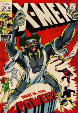 Uncanny X-Men (1963-2011)#56A