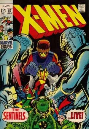 Uncanny X-Men (1963-2011)#57A