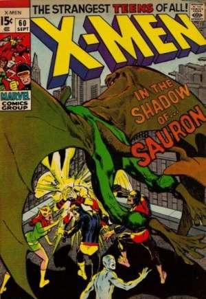Uncanny X-Men (1963-2011)#60A