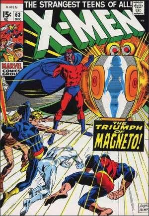 Uncanny X-Men (1963-2011)#63A