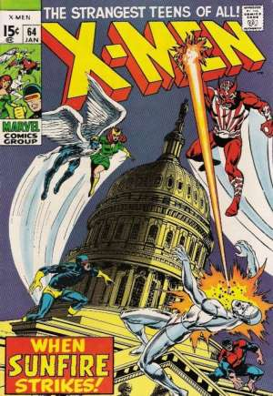 Uncanny X-Men (1963-2011)#64A